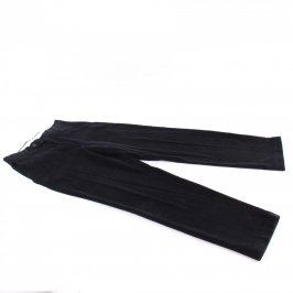 Pánské kalhoty Biaggini manžestrové černé