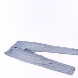 Dámské džíny Denim odstín modré