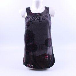 Dámská tunika Look černá