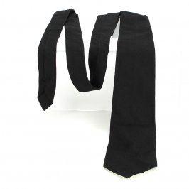 Pánská kravata Drutex Praha černá
