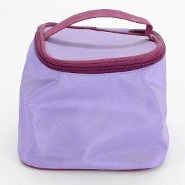 Kosmetická taštička Yves Rocher fialová