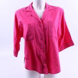 Dámská košile Anna J. růžová
