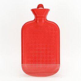 Termofor zahřívací lahev červená