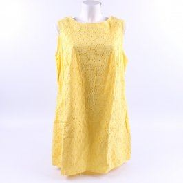 Dámské letní šaty F&F žluté