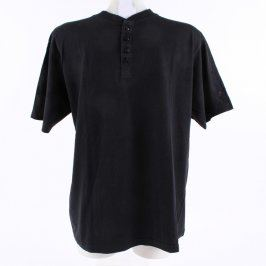 Pánské polo tričko Cotton Traders černé