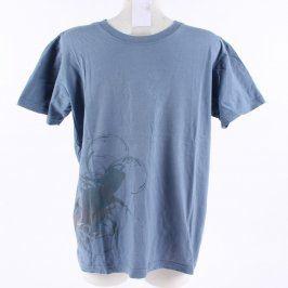 Pánské tričko Canvas odstín modré