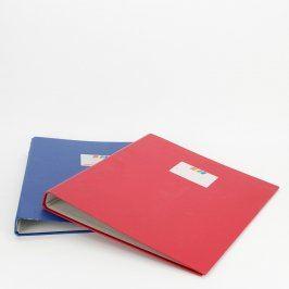 Šanon modré a červené barvy