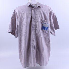 Pánská košile Emag odstín fialové