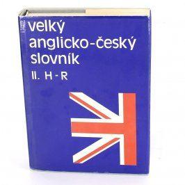Anglicko-český slovník II. H-R