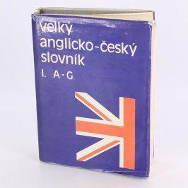 Anglicko-český slovník I. A-G