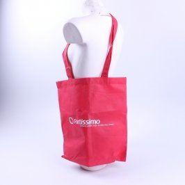 Reklamní nákupní taška Fortissimo růžová