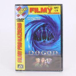 DVD film Dagon, nemá smysl se bránit