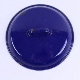 Kuchyňská poklice odstín modré
