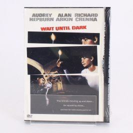 Wait until dark, A.Hepburn, Arkin, Crenna