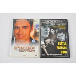 2 DVD Spencerův nový život, Světla páteční noci