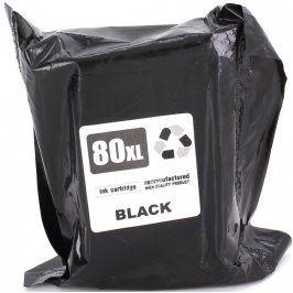 Inkoustová cartridge 80XL Black