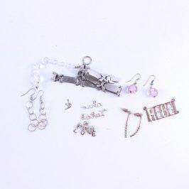 Souprava šperků - náušnice/přívěšek/náramek