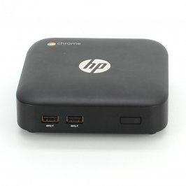 Mini PC HP ChromeBox J5N49UTABA černý