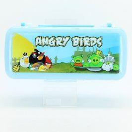 Plastový školní penál Angry Birds
