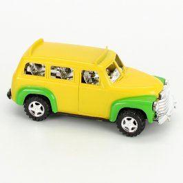 Plastový model auta - veterán