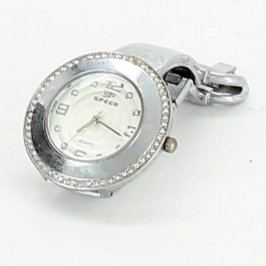 Dámské stříbrné hodinky Speer