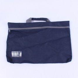 Reklamní taška s uchem odstín modré