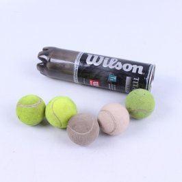 Tenisové míče Wilson Selection