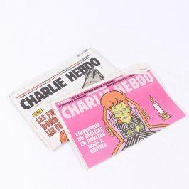 Francouzské noviny Charlie Hebdo