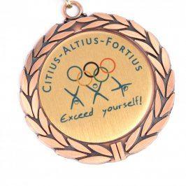 Medaile Citius-Altius-Fortius