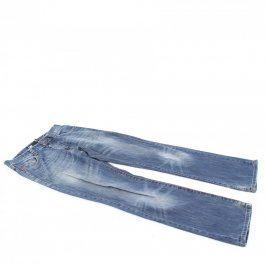 Pánské džíny New Yorker Fishbone modré