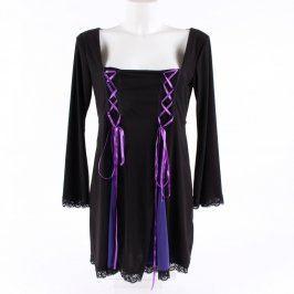 Dámská tunika Dare to wear černá