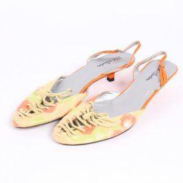 Dámská letní obuv Paolo Santini