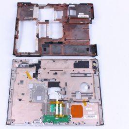 Spodní a horní část šasi noteboků Acer