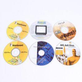 Mix CD, MC a LP 89375