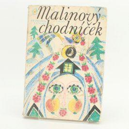 Knihy Malinový chodníček František Lazecký