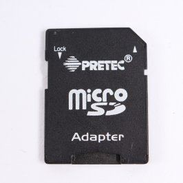 Adaptér pro paměťové karty Pretec