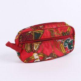 Kosmetická taška Quelle červená