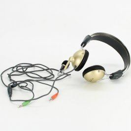 Headset Konnoc Queen Q-807 MV zlatý