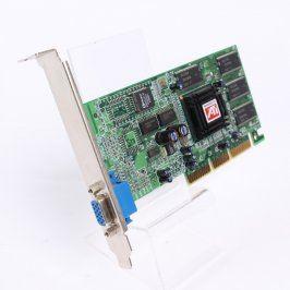Grafická karta ATI Rage 128 Pro GL 32 MB AGP