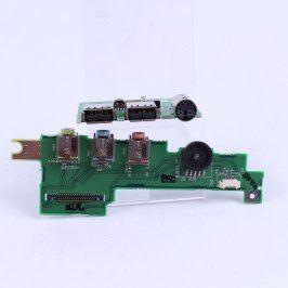 USB board a Pelican audio board