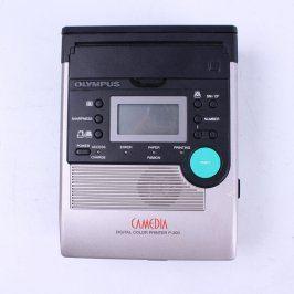 Fototiskárna Olympus P-200 černo - stříbrná