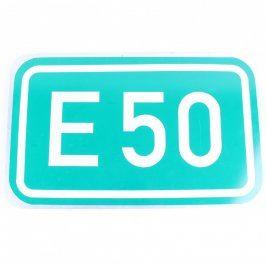 Silniční značení Proznak E50