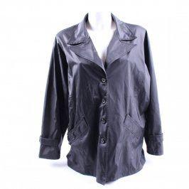 Pánský kabát Gold Hill černý