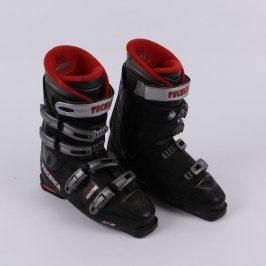 Lyžařské boty Tecnica černočervené