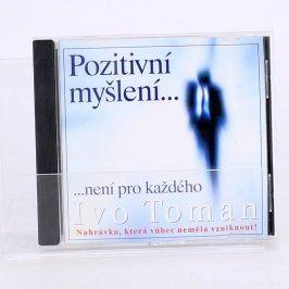 Audiokniha Ivo Toman: Pozitivní myšlení...