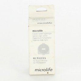 Ochranný kryt pro ušní teploměr Microlife