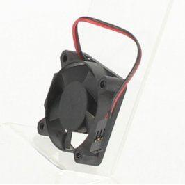 Ventilátor 40 mm 3 pin (2 piny zapojené)