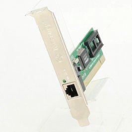 Síťová karta AMDtek AN983B PCI