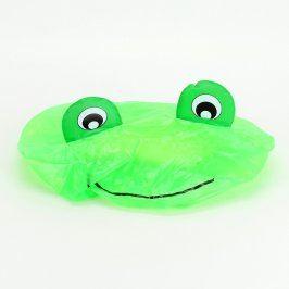 Plavecká čepice s motivem žáby