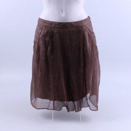 Dámská sukně Promod hnědá
